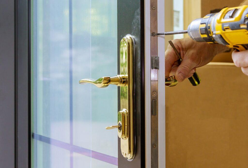 Låsecylinder opbygning - sådan fungerer en mekanisk lås